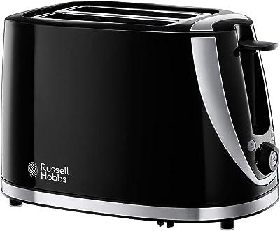 Russell Hobbs 21410 Mode 2-Slice Toaster, Plastic, Black
