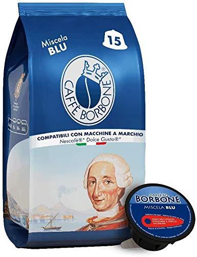 30 Capsule Borbone Dolce Gusto Miscela Blu