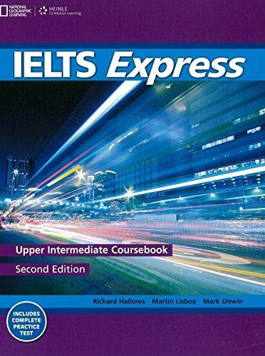 IELTS Express upper intermediate. Student's book: The Fast Track to IELTS Success
