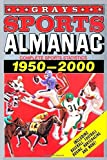Grays Sports Almanac: Complete Sports Statistics 1950-2000: Blank Lined 6x9 Journal (Diary, Notepad) inspired by the Sport Statistics Book from the 1989 film I Perfect Gift