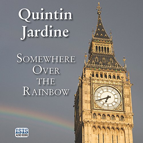 Somewhere over the Rainbow audiobook cover art