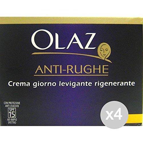 Set 4 OLAZ Falten-Creme Tag Tönt Firms Levi Pflege Und Reinigung Von Gesicht
