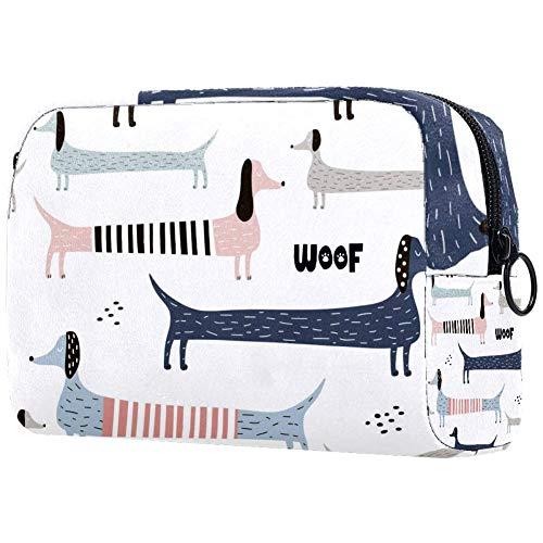 Trousse de toilette portable personnalisée pour femme, sac à main, cosmétiques, voyage - Idéal pour les vêtements d'enfants