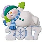 Hallmark Keepsake 2017 Frosty Fun Decade...