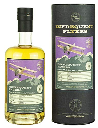 Fettercairn - Infrequent Flyers - Single Cask Batch #1-2007 11 year old Whisky