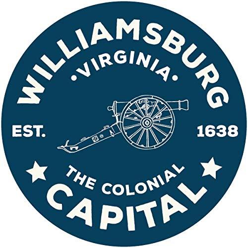R and R Imports Williamsburg Virginia Historic Town Souvenir 4 Inch...