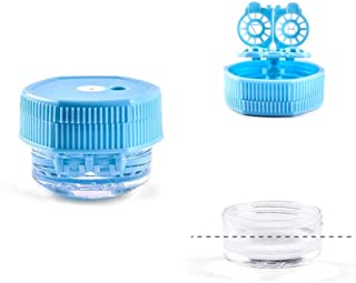 Premium Contact Lens Cleaner Washer,Manually Cup Cleaning Lenses Case,Contact Lens Cleaning Box Container Soak Tool, Manually Washing and Portable