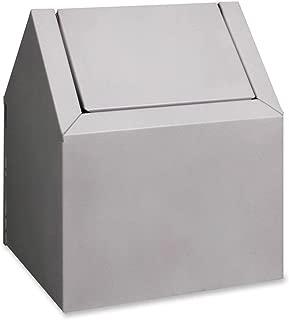 Rochester Midland Freestanding Sanitary Disposal, White
