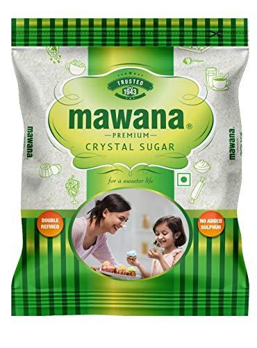 Mawana Premium Crystal Sugar, 5 kg