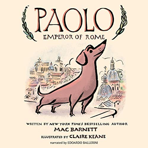 Paolo, Emperor of Rome audiobook cover art