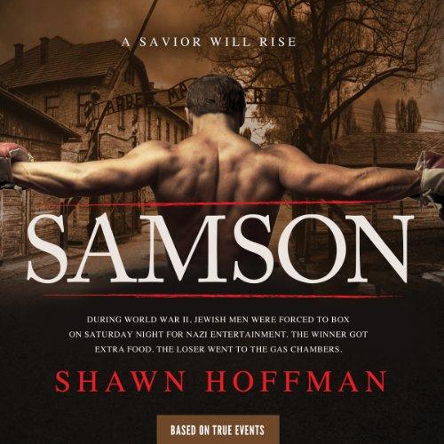 Samson audiobook cover art