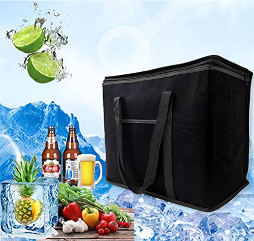 Borsa termica pieghevole, borsa termica, borsa termica isolata, borsa termica, borsa termica per il pranzo, borsa termica, borsa termica per il ghiaccio, borsa da picnic, borsa termica