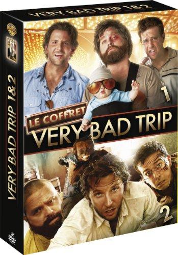 Very Bad Trip 1&2 - Coffret 2 DVD