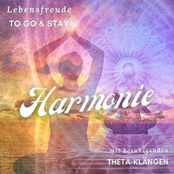 Harmonie mit beruhigenden Theta-Klängen