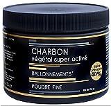 CHARBON VEGETAL ACTIVE POUDRE 150 GRS
