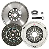 350z stage 2 clutch and flywheel - ClutchMaxPRO Performance Stage 2 Clutch Kit with Chromoly Flywheel Compatible with 03-06 Infiniti G35, 2007 G35 2 Door Coupe, 03-06 Nissan 350Z VQ35DE