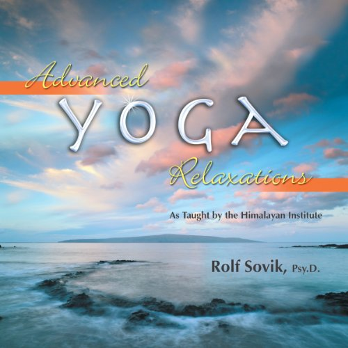 Advanced Yoga Relaxations cover art
