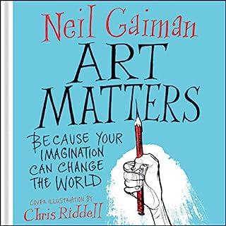 Art Matters cover art
