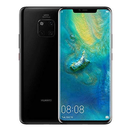 Smartphone Huawei Mate20 Pro de 128 GB / 6 GB con tarjeta SIM sencilla - Negro (versión del Reino Unido)