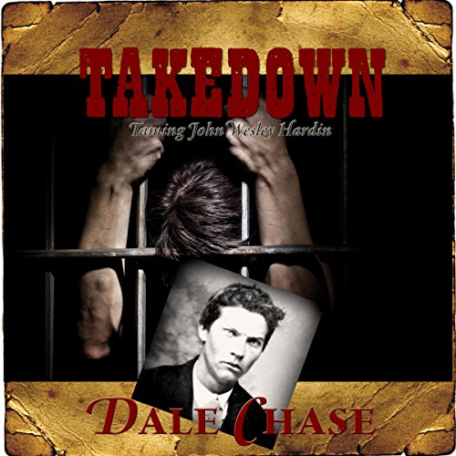 Takedown audiobook cover art