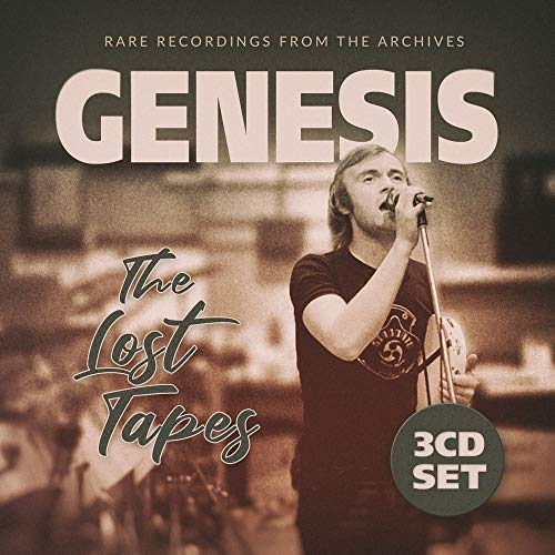 The Lost Tapes-Rare Recordings from the Archives