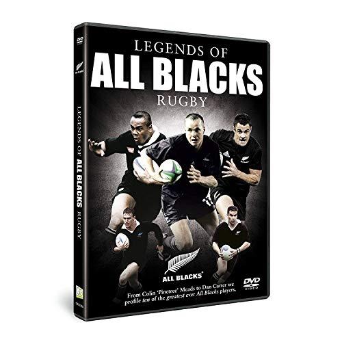Legends of All Black Rugby [DVD] [UK Import]