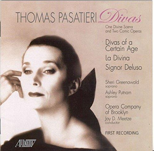 Thomas Pasatieri: Divas