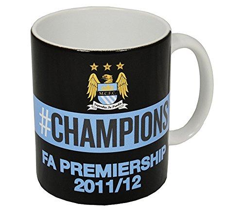 Manchester City Tasse England Champion Tasse