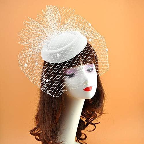 Ranking TOP14 Oakland Mall Wedding Bridal Hats Fascinators Headpiece Black Bridca Party Hat