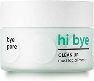 BANILA CO Hi Bye Clean Up (Mud Facial Mask, Hi Bye Clean Up)