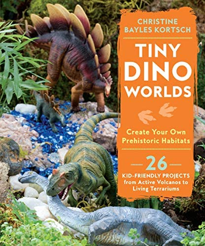 Tiny Dino Worlds Create Your Own Prehistoric Habitats product image