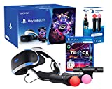 PlayStation VR2 (CUH-ZVR2) 'Starter Music Pack' + VR Worlds + Track-Lab + Camera V2 +...