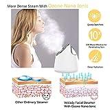 Zoom IMG-1 sauna facciale pulizia viso vapore