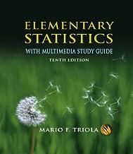 Elementary Statistics with Multimedia Study Guide Plus MyMathLab/MyStatLab Student Access Kit (10th Edition)
