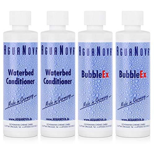 2 Konditionierer, 2 Bubble Ex Agua Nova für Wasserbetten