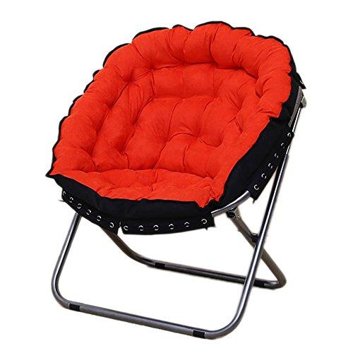 XING ZI LAZY SOFA L-R-S-F Canapé Paresseux, Chambre Simple Salon Dortoir, chaises Pliantes de Balcon (Couleur : 4#)