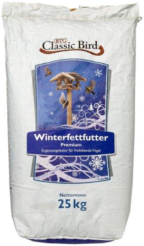 Classic Bird - 26300 - Nourriture pour oiseaux - Mélange gras spécial hiver - 25 kg