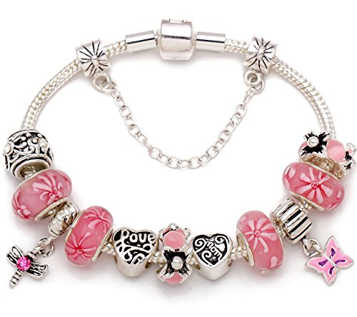 """A Garden Of Love Grows In A Mother's Heart"" Bracelet"