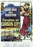 Forajidos En Carson City [DVD]