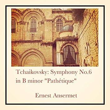 "Tchaikovsky: Symphony No.6 in B minor ""Pathétique"""