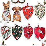 Sunshine smile Bandana per Cani di Natale, Bandana per Animali Domestici,Pet Bandana per Cane e...
