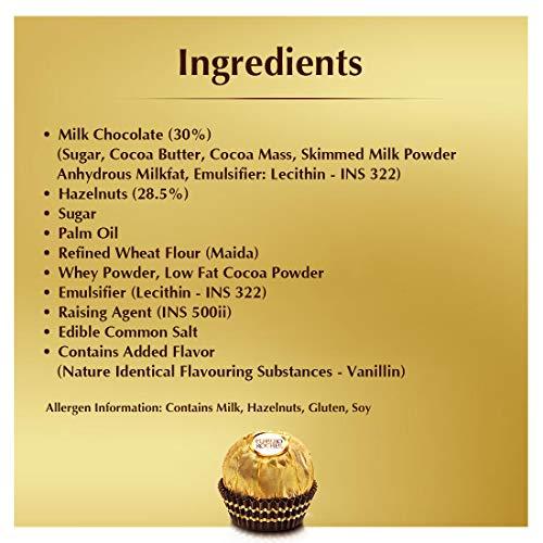 Ferrero Rocher, 16 Pieces, 200 gm 7