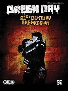 Green Day -- 21st Century Breakdown: Drum Transcriptions