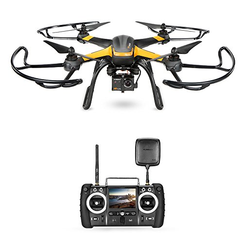 Goolsky X4 Pro H109S 5,8 G FPV Drone con 1080p HD fotocamera un asse cardanico GPS RTF RC Quadcopter basso Edition