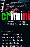 Crimini. The Bitter Lemon Book of italian crime fiction