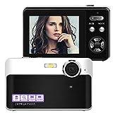 Appareil Photo numérique FHD 1080P Caméra Vidéo Numérique 24M Camescope Numerique avec 2,4 Pouces écran LCD Mini Caméra, Cadeau Parfait pour Les Enfants