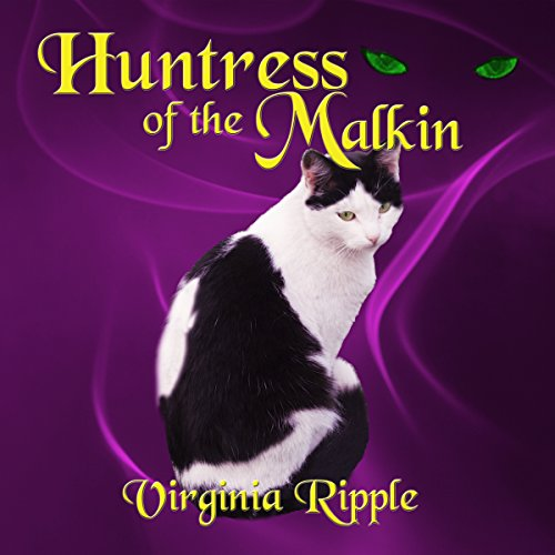 Huntress of the Malkin audiobook cover art