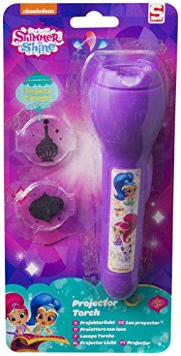 Proyector LED con licencia para niños, diseño de Patrulla Canina, Spiderman, Disney Dory luz nocturna regalo 3+ (linterna proyector brillante y brillante)