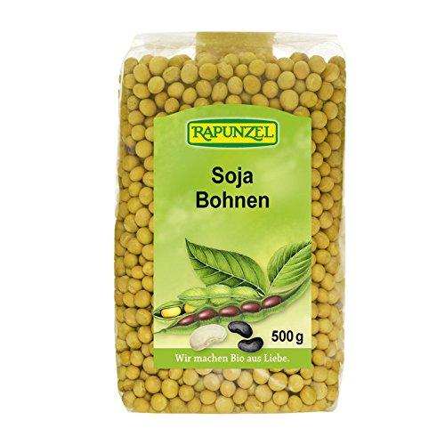 Sojabohnen (0.5 Kg)
