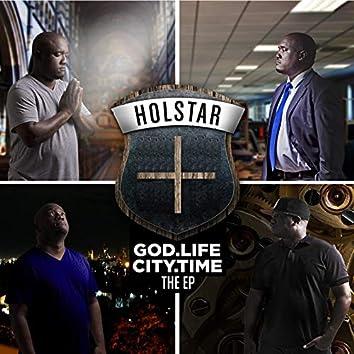 God Life City Time - The EP